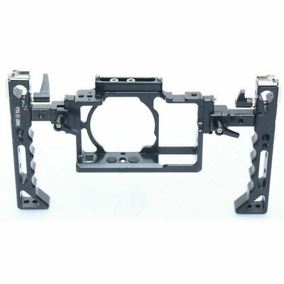 $ CDN125.04 • Buy  Shootvilla Cage For SONY Alpha A6000 A6300 ILCE-6000 6300 +Two Side Handles