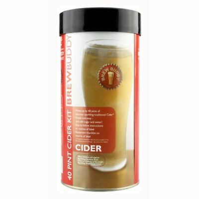 YOUNG'S 40 Pint Brewbuddy Apple Cider Kit - Home Brew • 22.99£