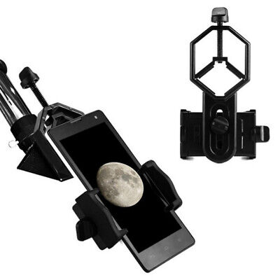 Smart Phone Adapter Mount For Telescope Binoculars Spotting Scope Bracket • 4.80£