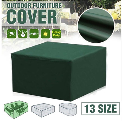 Waterproof Garden Patio Furniture Cover Covers For Rattan Table Cube Outdoor Set • 8.04£