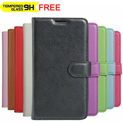 AU8.99 • Buy For Huawei Y6 | Y5 | Y7 Pro | Y9 Prime 2019 PU Leather Wallet Flip Case Cover