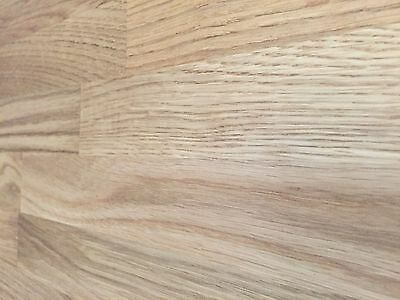 Solid Oak Wood Worktop, 35-40mm Staves, Hard Timber, Real Wooden Worktops!!! • 175£