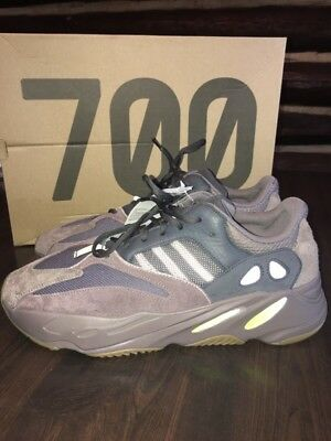 $ CDN586.53 • Buy Adidas KANYE WEST Yeezy 700 Boost Mauve Size 14 Fast Shipping Brand New