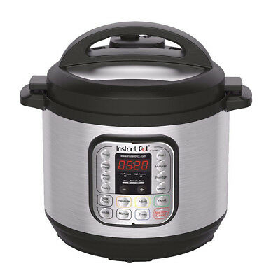 $159 • Buy Instant Pot Duo 80 - 7-in-1 (8 Quart) Electric Pressure Cooker. Free Shipping!