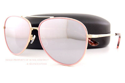 5d74c523e4 Brand New Juicy Couture Sunglasses 599 S EYR DC Pink Gold Silver Mirror  Women
