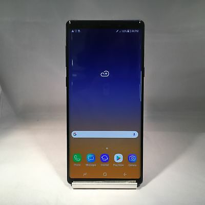 $ CDN417.21 • Buy Samsung Galaxy Note 9 128GB Ocean Blue Verizon Unlocked Very Good Condition