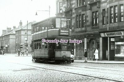 £2.20 • Buy A0758 - Glasgow Tram No.108 On Route To Parkhead - Print 6x4