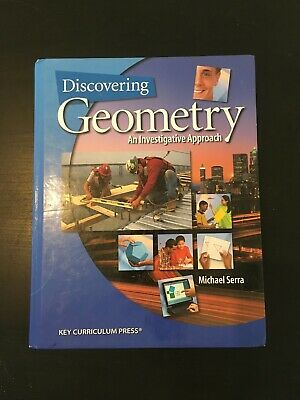 $7.49 • Buy Discovering Geometry : An Investigative Approach By Michael Serra 2010