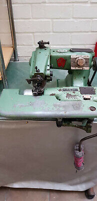 Us 718 Industrial Blind Hemmer Felling Sewing Machine (table Included) • 395£