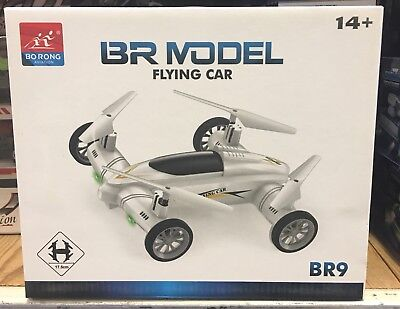 £44.95 • Buy BR Model Air-land Flying Car RC High Speed Summer Fun For Adults & Children