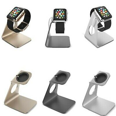 AU14.18 • Buy Apple Watch Series 3 2 1 Stand Charging Dock Station Cradle Holder By Alpatronix