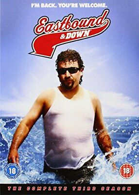 Eastbound And Down - Season 3 (HBO) [DVD] [2012][Region 2] • 8.16£
