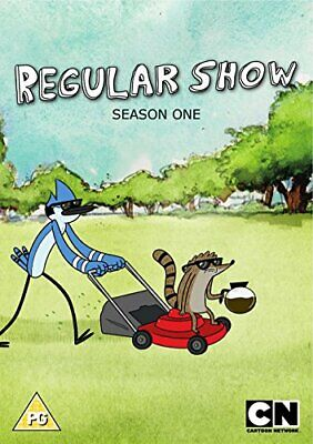 Regular Show - Season 1 [DVD] [2014][Region 2] • 11.13£