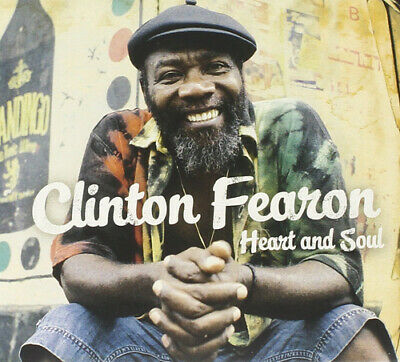 £11.15 • Buy Clinton Fearon : Heart And Soul CD (2013) ***NEW*** FREE Shipping, Save £s
