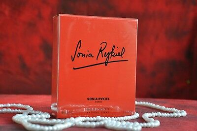 £137 • Buy Sonia Rykiel  EDT 100ml., Discontinued, Very Rare, New In Box, Sealed