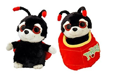 Keel Toys Podlings 18cm Ladybird By Soft Toys • 13.06£