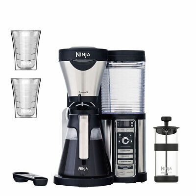View Details Ninja Coffee Bar And 2 14 Ounce Double Insulated Cups (Certified Refurbished) • 59.99$