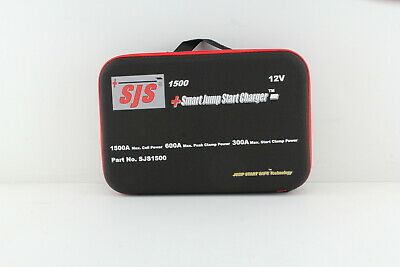 AU278 • Buy Sjs Personal Power Pack Jump Starter Charger - Lithium Power 1500 Amp Sjs1500