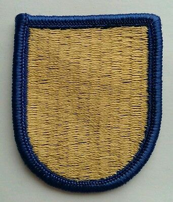 US Army Special Forces & Airborne Beret Flash Insignia. QM Rigger School.  • 2.99£
