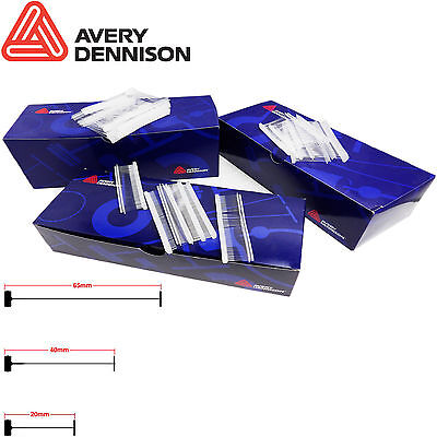 25mm AVERY DENNISON ARROW TAGGING GUN STRONG BARBS TAG FOR KIMBLE SET 1000,5000 • 4£