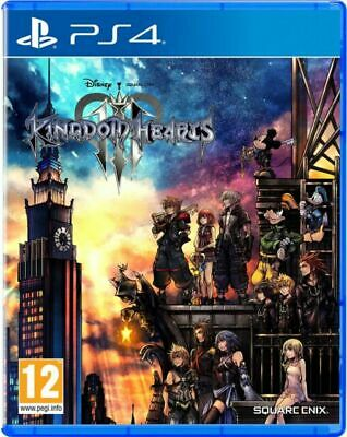 £5.85 • Buy PlayStation 4 : Kingdom Hearts 3 (PS4) VideoGames Expertly Refurbished Product