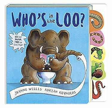 Who's In The Loo? By Willis, Jeanne • 3.33£
