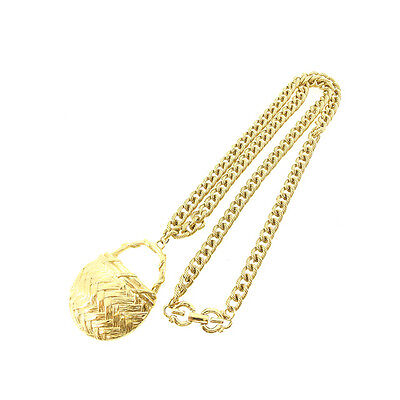 AU182 • Buy Givenchy Necklace Pendant Gold Woman Authentic Used Y6505