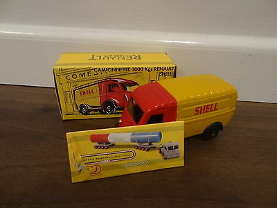 CIJ Europarc RENAULT VAN ' SHELL '  - MINT BOXED 3/60/51 • 47.08£