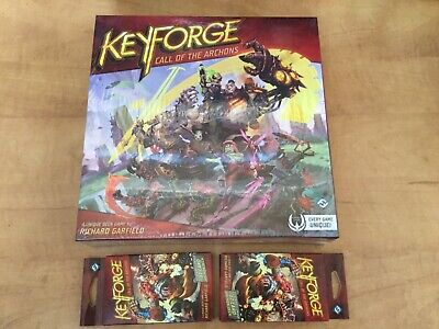 $ CDN99.95 • Buy KeyForge Call Of The Archons Starter Set (( VALUE PACK ))
