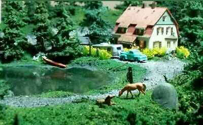 Landscaping Outland Models Model Railroad Scenery Layout