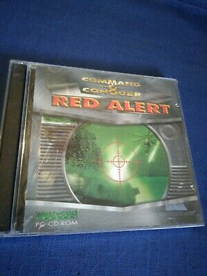 AU24.89 • Buy Command & Conquer Red Alert - PC