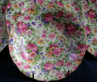 $ CDN38.99 • Buy ROYAL WINTON GRIMWADES SUMMERTIME (c1940's) ATHENA FRUIT BOWL 5 3/4 - EXCELLENT!