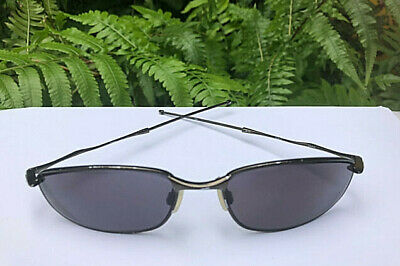 f29122d409 Nice Oakley Whisker Sunglasses Pewter Frames   Grey Lens Model No 28-234 •  82.25