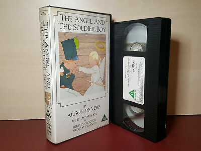 $ CDN3.49 • Buy The Angel And The Soldier Boy - Alison De Vere - PAL VHS Video Tape - (H137)