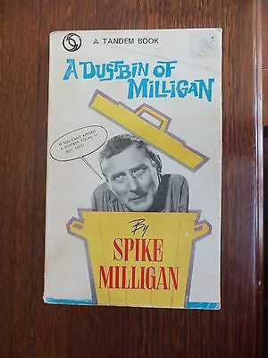 Dustbin Of Milligan By Spike Milligan Acceptable Cond FREE POST! Paperback 1965 • 4.19£