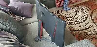 AU106.89 • Buy MSI Optix G27C 27  FHD Curved Gaming Monitor (FOR PARTS)