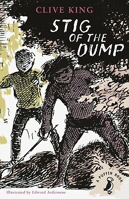 Stig Of The Dump By Clive King (Paperback) Book • 5.99£