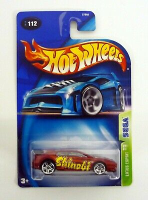 $ CDN14.85 • Buy HOT WHEELS LOTUS ESPRIT #112 Sega 3/5 Die-Cast Car MOC COMPLETE 2003