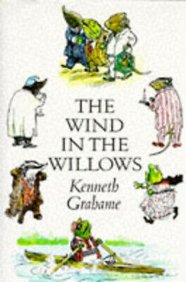 The Wind In The Willows By Kenneth Grahame Ernest H Shepard (Hardback) • 3.67£