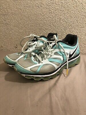 size 40 d6296 20f17 Nike Air Max + 2012 Livestrong Mint Women s Running Shoes 487992-348 Size  10 •