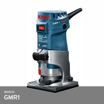 £138.95 • Buy Bosch GMR1 Professional Palm Mini Router Trimmer 85Oz 33000 Rpm Corded / 220V