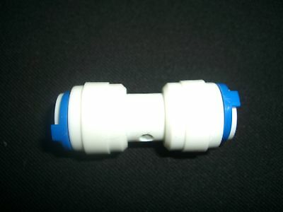 £1.99 • Buy Reverse Osmosis Water Filter Fitting 6mm 1/4  Pipe Tube Connector, Aquarium,RO