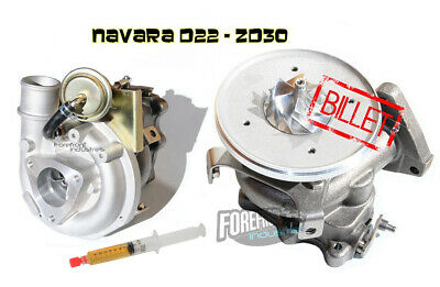 AU829 • Buy D22 Zd30 Turbo Ht12-19b Nissan Navara Turbocharger 3.0l HIGH FLOW BILLET