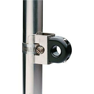 $31.01 • Buy Phenolic Bull's Eye Roller Furling Fairlead For 7/8 -1  Tubes