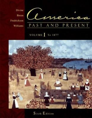 $3.97 • Buy America Past And Present: Chapters 1-16