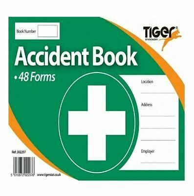 £1.99 • Buy HSE Compliant Accident Report Book Workplace First Aid Injury Health Record Log