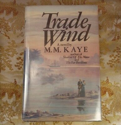 £14.64 • Buy M. M. Kaye TRADE WIND First Edition