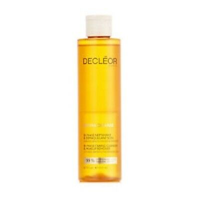 Decleor Aroma Cleanse Bi-Phase Caring Cleanser & MakeUp Remover 200ml NEW • 13.99£