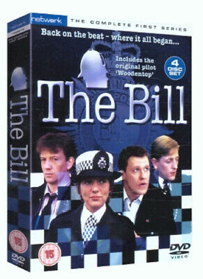 £4.98 • Buy The Bill: Series 1 DVD (2005) John Salthouse Cert PG 4 Discs Fast And FREE P & P