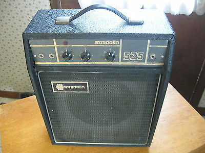 $ CDN159.94 • Buy Vintage Stradolin 535 Guitar Amplifier